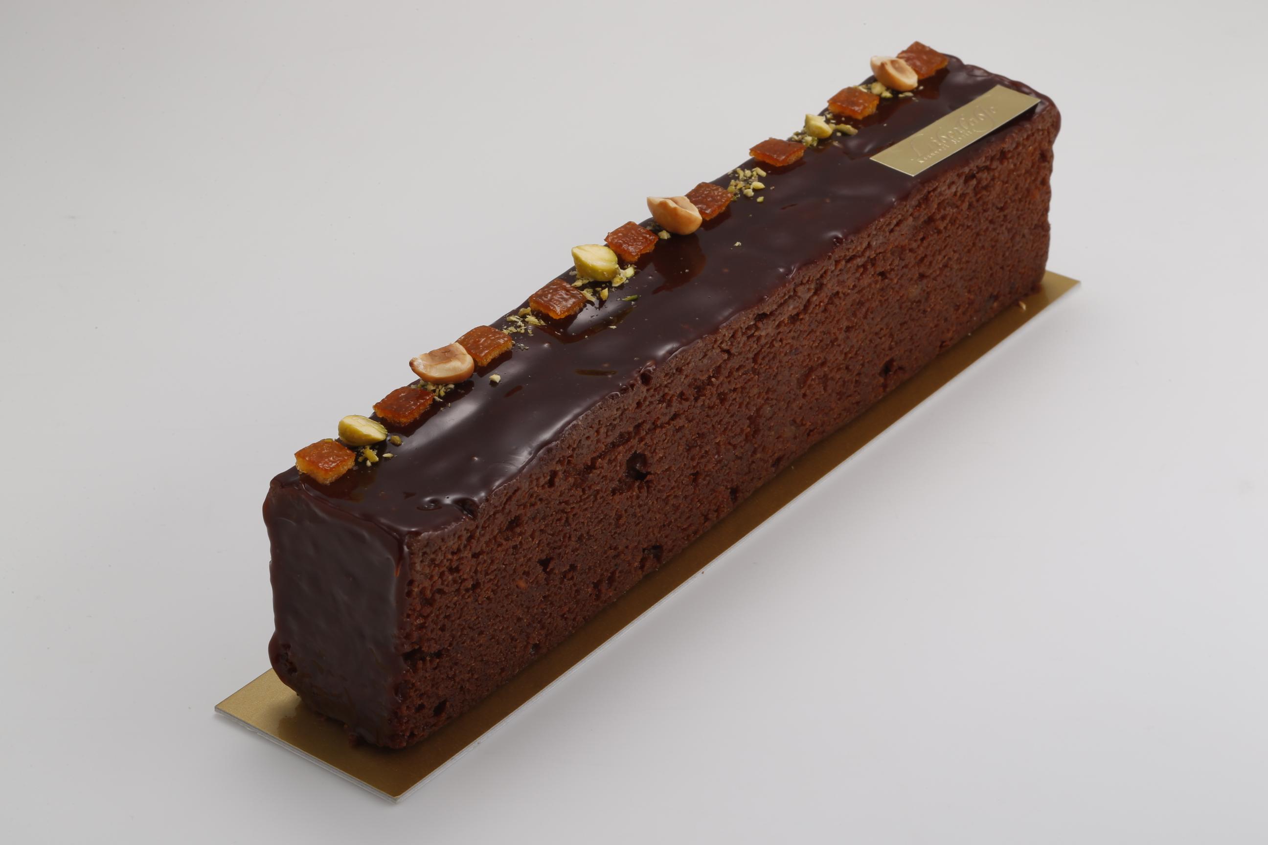 Cake au chocolat orange(ケイク オ ショコラ オランジュ)